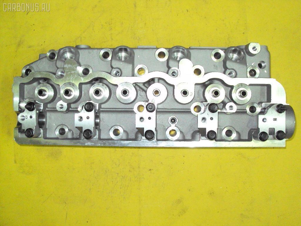 Головка блока цилиндров MITSUBISHI 4D56-T. Фото 4