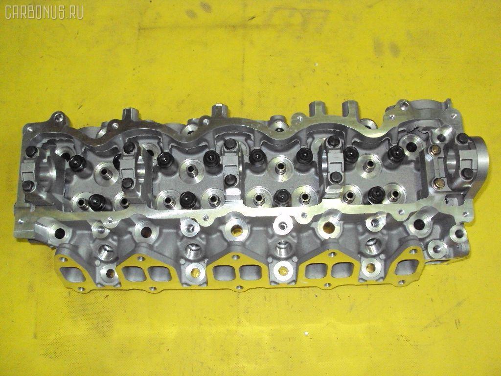 Головка блока цилиндров MAZDA WL-T. Фото 1
