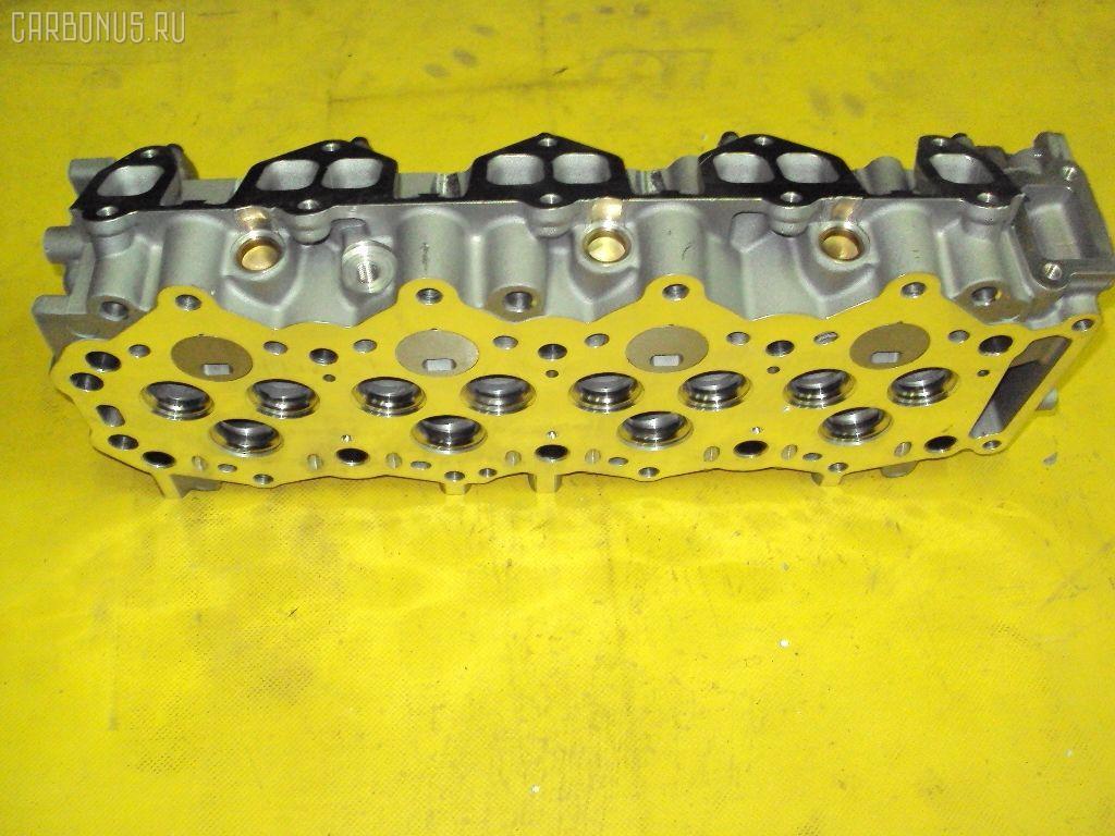 Головка блока цилиндров MAZDA WL-T. Фото 2