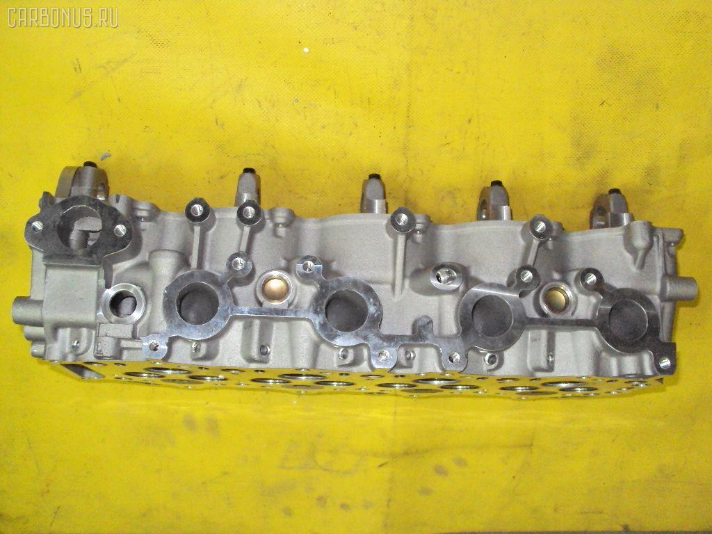Головка блока цилиндров MAZDA WL-T. Фото 3