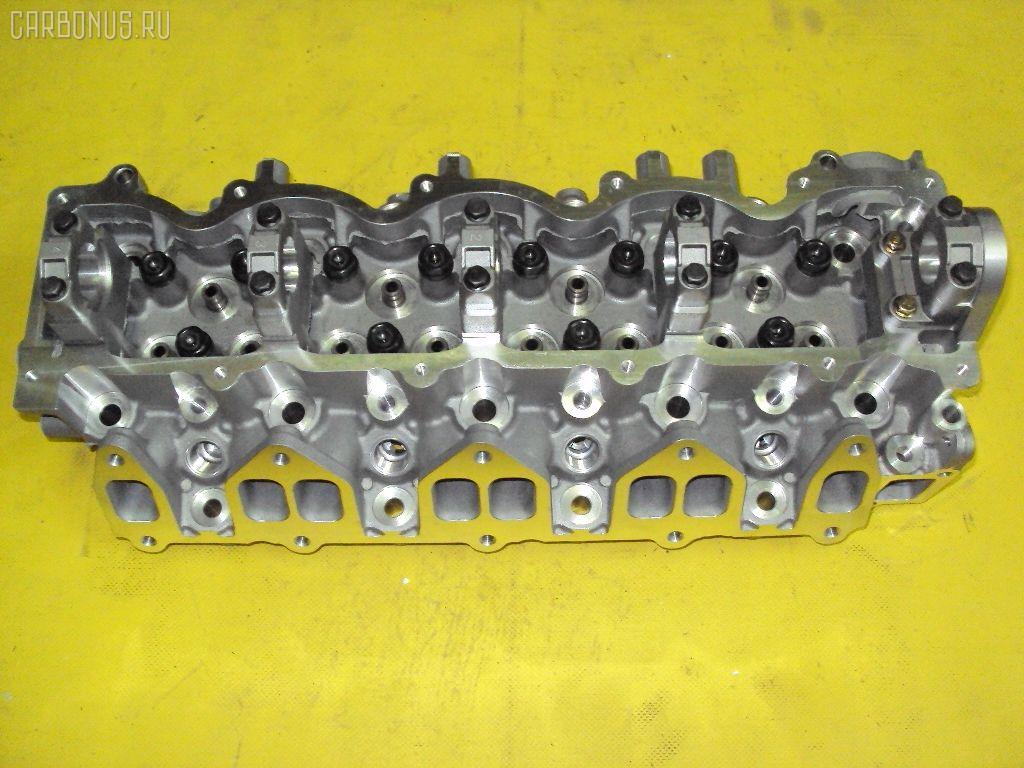 Головка блока цилиндров MAZDA WL-T. Фото 4