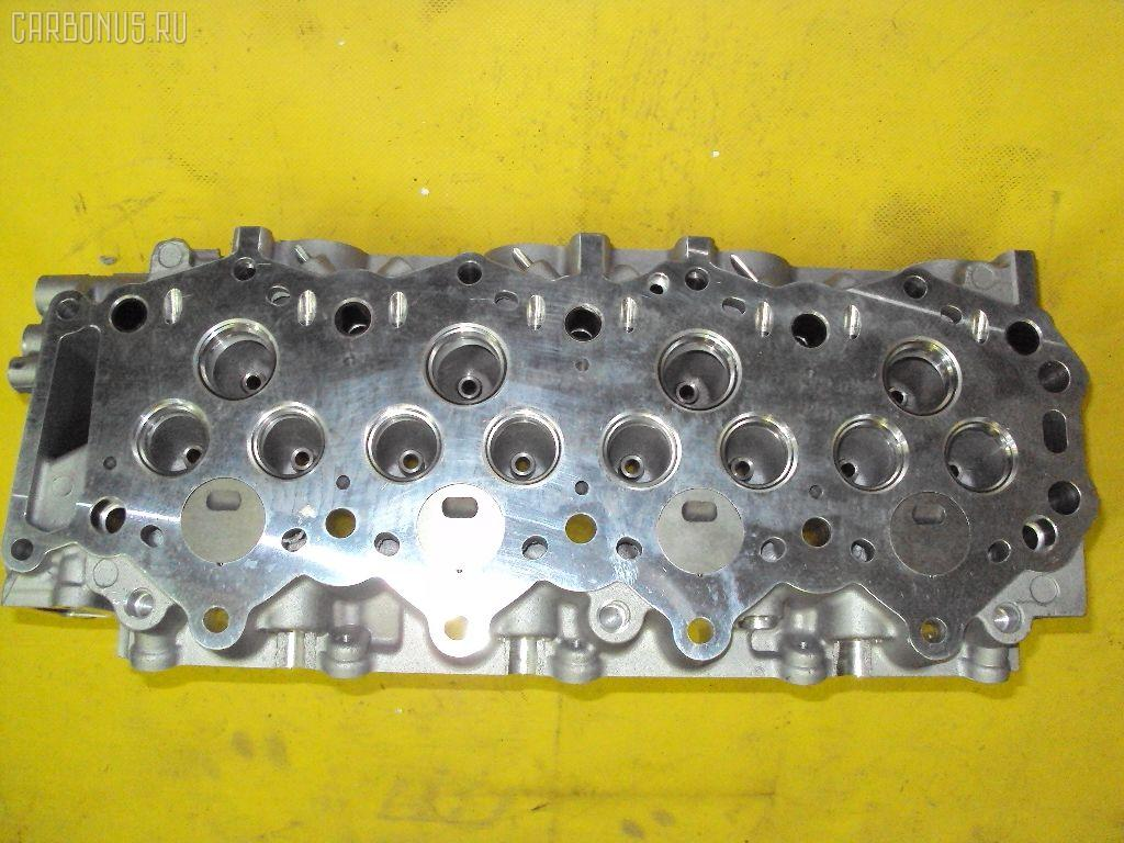 Головка блока цилиндров MAZDA WL-T. Фото 5