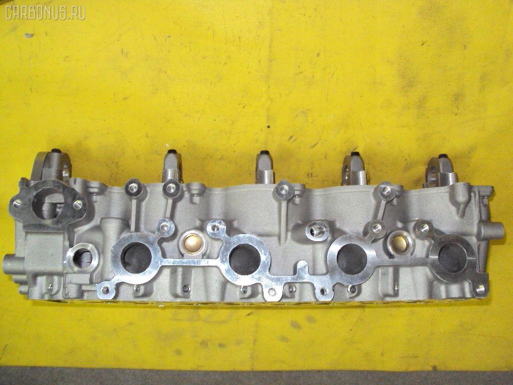 Головка блока цилиндров MAZDA WL-T. Фото 6