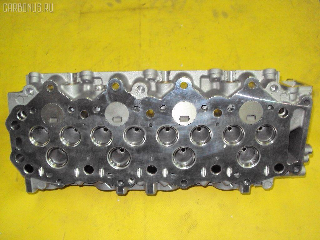 Головка блока цилиндров MAZDA WL-T. Фото 8