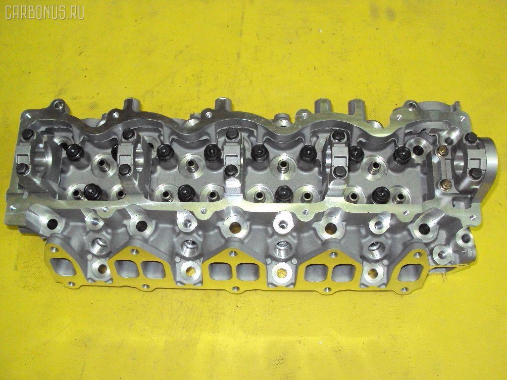 Головка блока цилиндров MAZDA WL-T. Фото 10