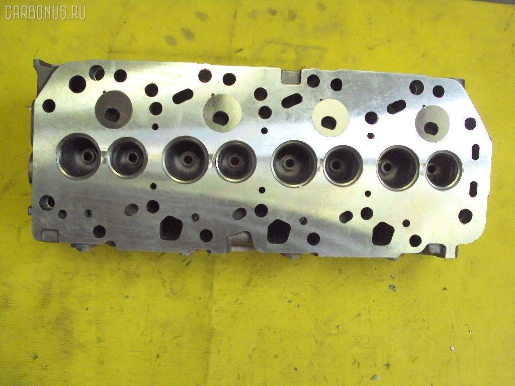 Головка блока цилиндров TOYOTA ESTIMA EMINA CXR10G 3C-T. Фото 1