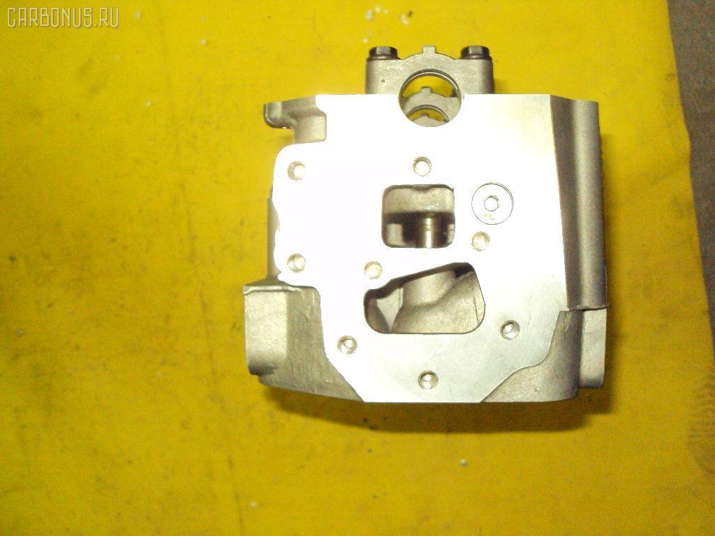Головка блока цилиндров TOYOTA ESTIMA EMINA CXR10G 3C-T. Фото 6