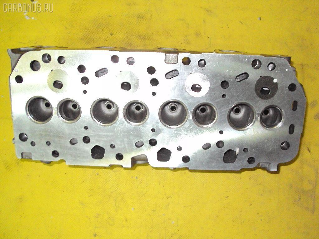Головка блока цилиндров TOYOTA ESTIMA EMINA CXR10G 3C-T. Фото 9