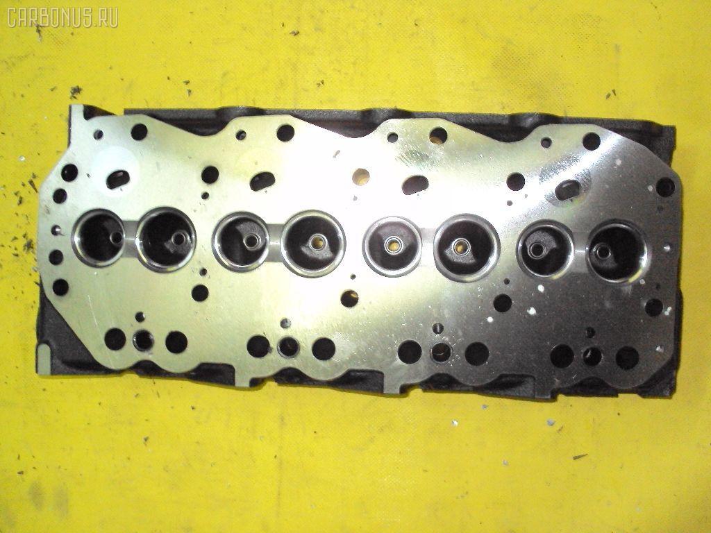 Головка блока цилиндров NISSAN TD27. Фото 1