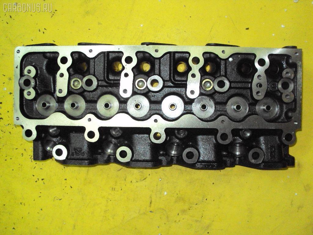 Головка блока цилиндров NISSAN ATLAS AF22 TD27. Фото 3