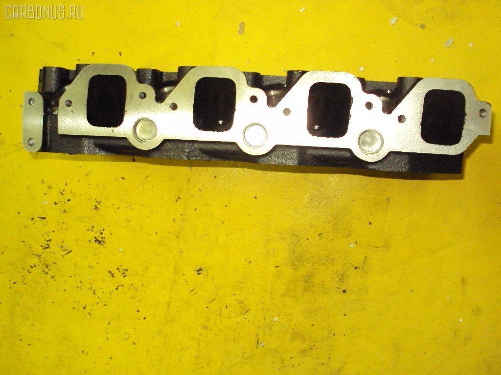 Головка блока цилиндров NISSAN ATLAS AF22 TD27. Фото 4
