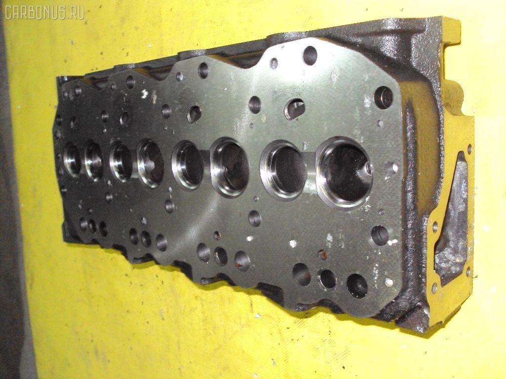 Головка блока цилиндров NISSAN TD27. Фото 5