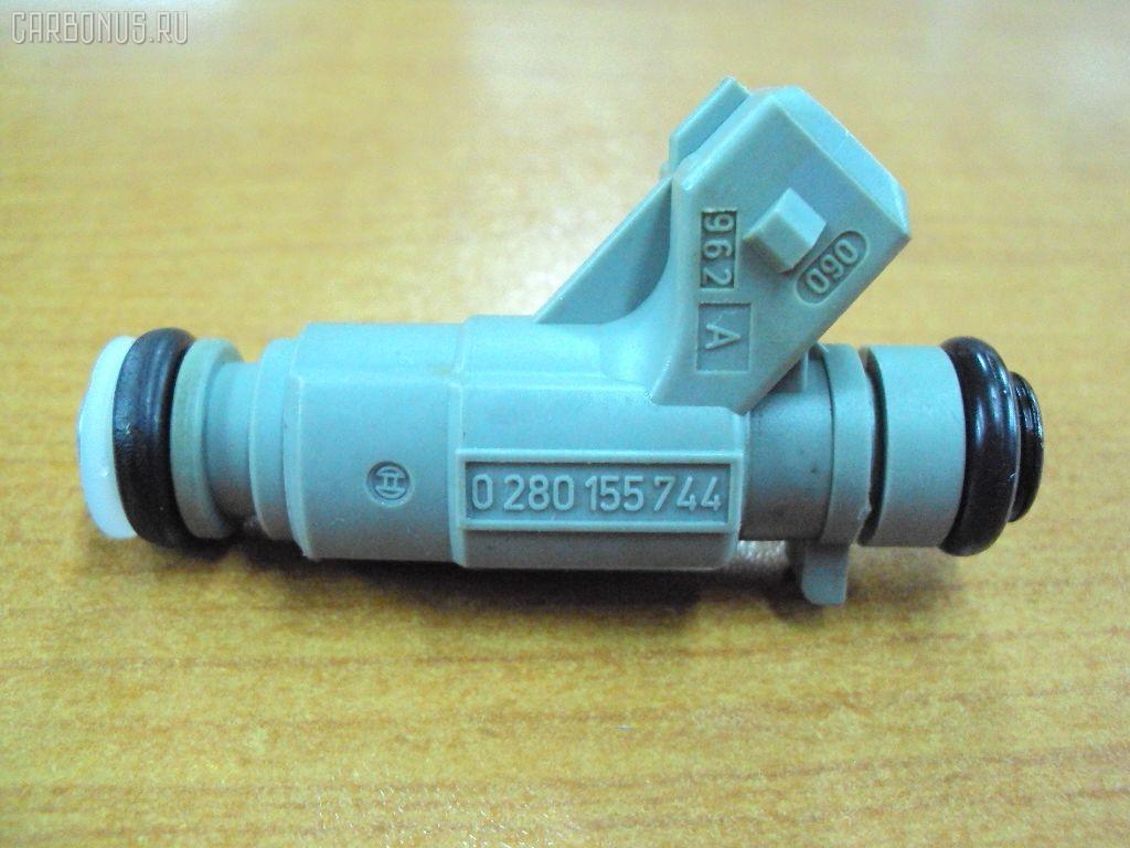 Форсунка инжекторная BOSCH 1130780049 на Mercedes-Benz Clk C208.370 113943 Фото 1