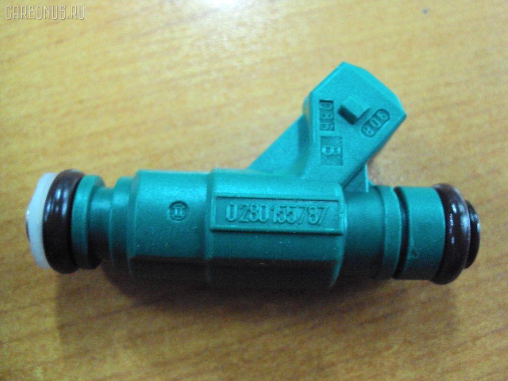 Форсунка инжекторная BOSCH 0280155787 на Land Rover Range Rover Ii LP 36D Фото 1