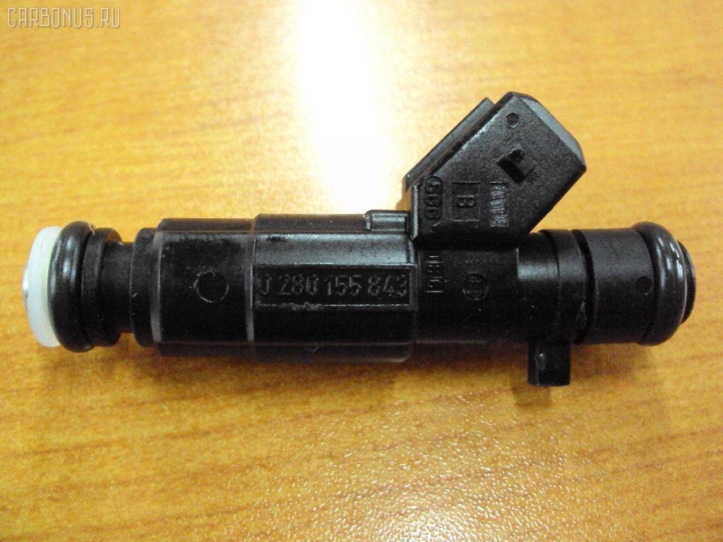 Форсунка инжекторная RENAULT MEGANE I BA0 K7M702 Фото 1