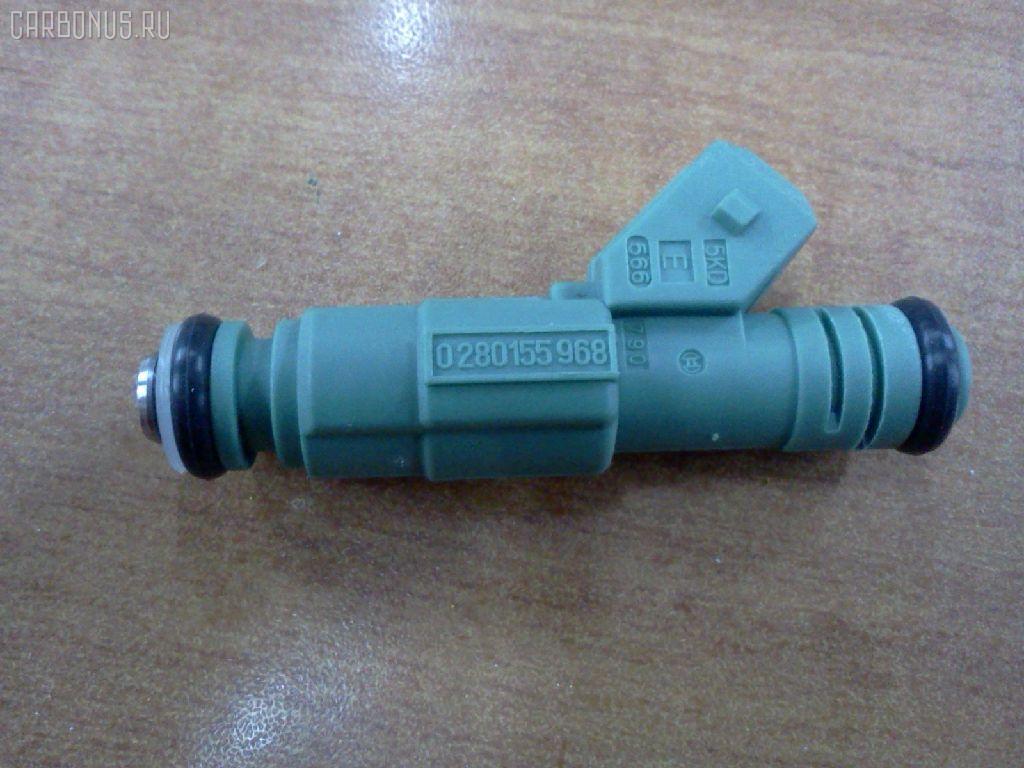 Форсунка инжекторная VOLVO S60 I RS B5254T4 Фото 2