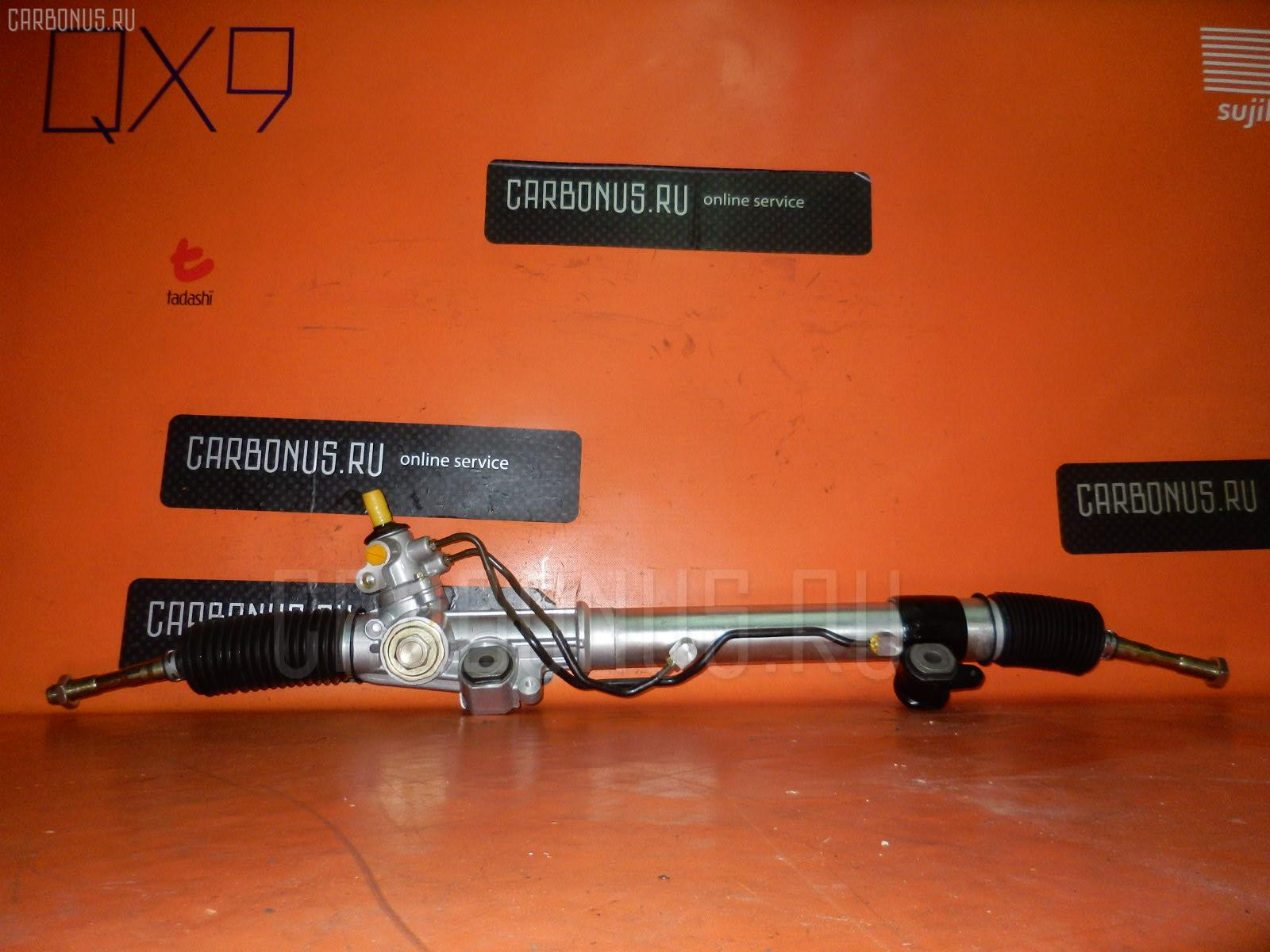 Рулевая рейка TOYOTA LAND CRUISER HDJ101K 1HD-FTE. Фото 7