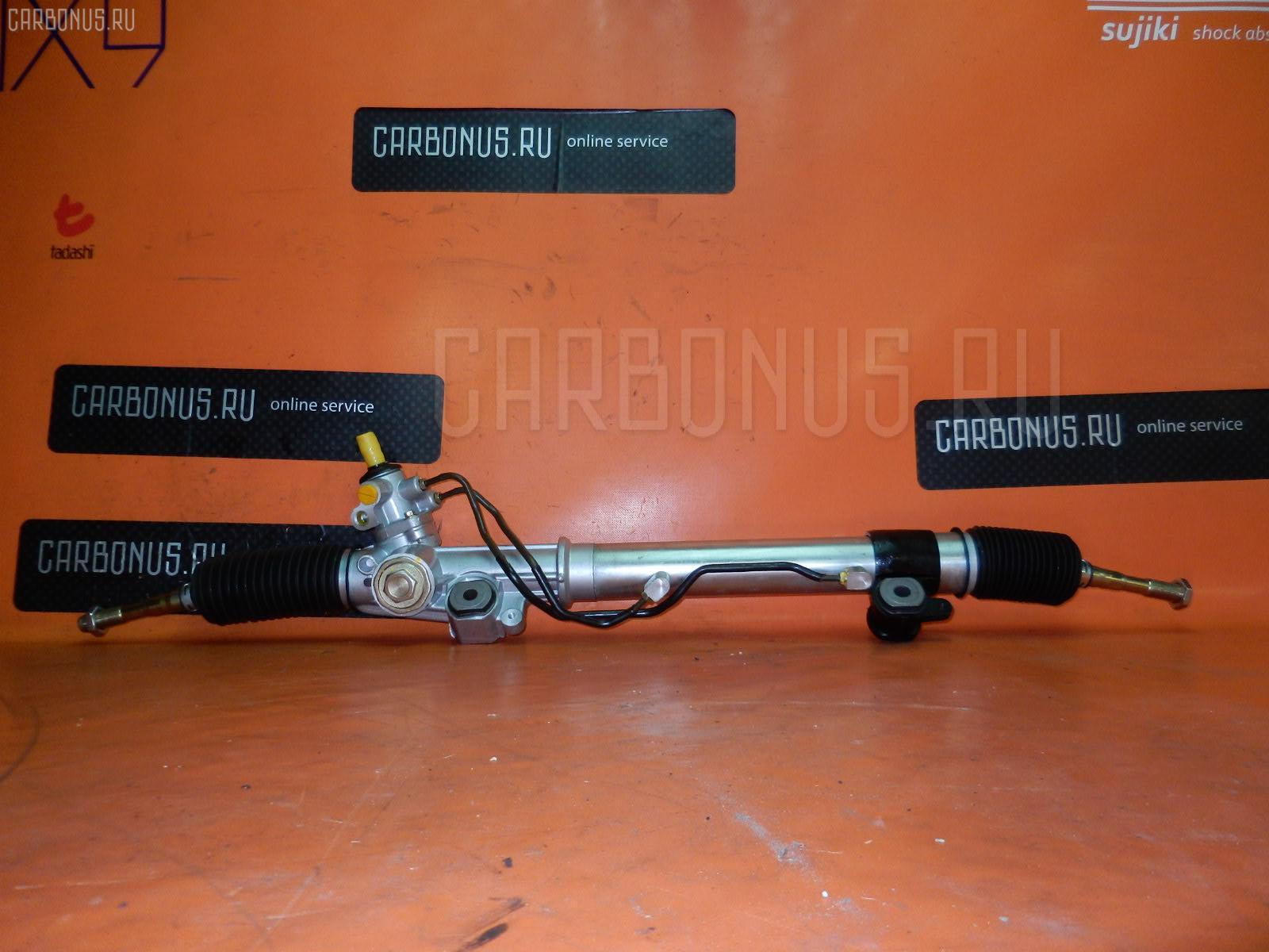 Рулевая рейка TOYOTA LAND CRUISER HDJ101K 1HD-FTE. Фото 10