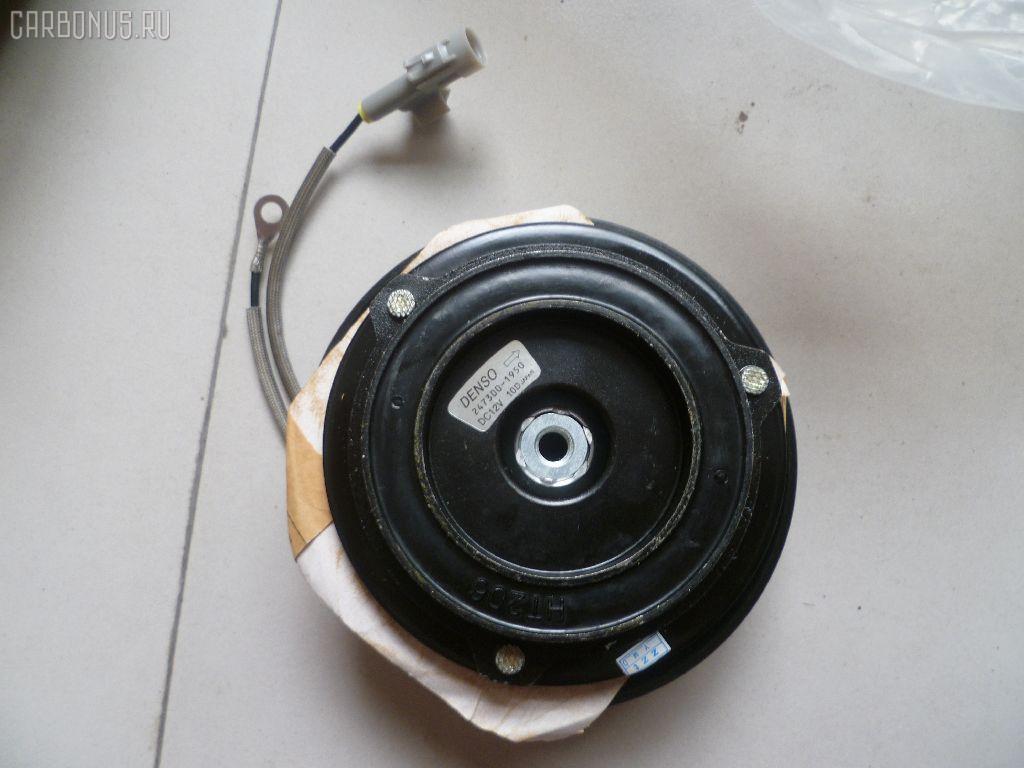 Муфта компрессора кондиционера TOYOTA LAND CRUISER UZJ100W 2UZ-FE. Фото 2
