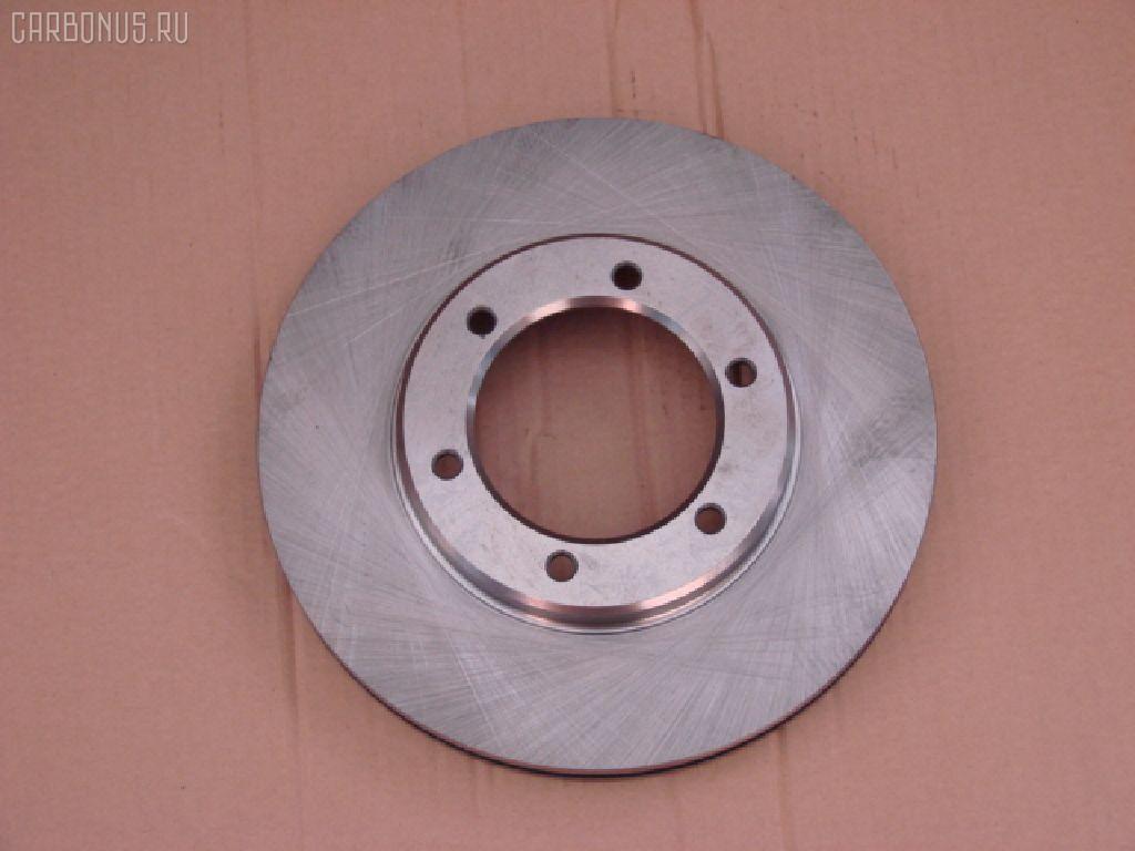 Тормозной диск TOYOTA HIACE KZH106G. Фото 1