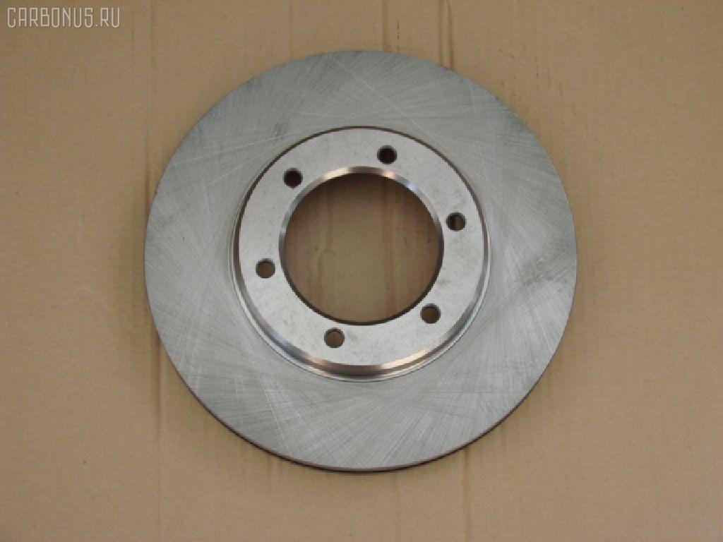 Тормозной диск TOYOTA HIACE KZH106G. Фото 4