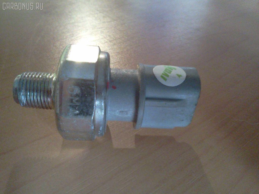 Датчик давления масла TOYOTA VITZ KSP90 1KR-FE. Фото 9