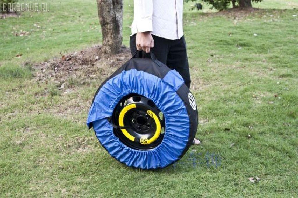 Чехол для запасного колеса Фото 3