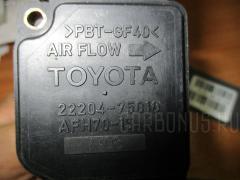 Датчик расхода воздуха TOYOTA T100 RCK10L 3RZ-FE Фото 5