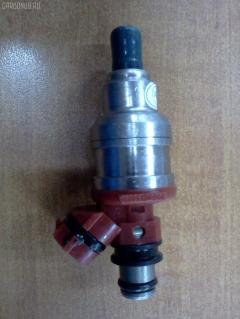 Форсунка инжекторная на Toyota Hilux RN110 22RE DENSO 23250-35040