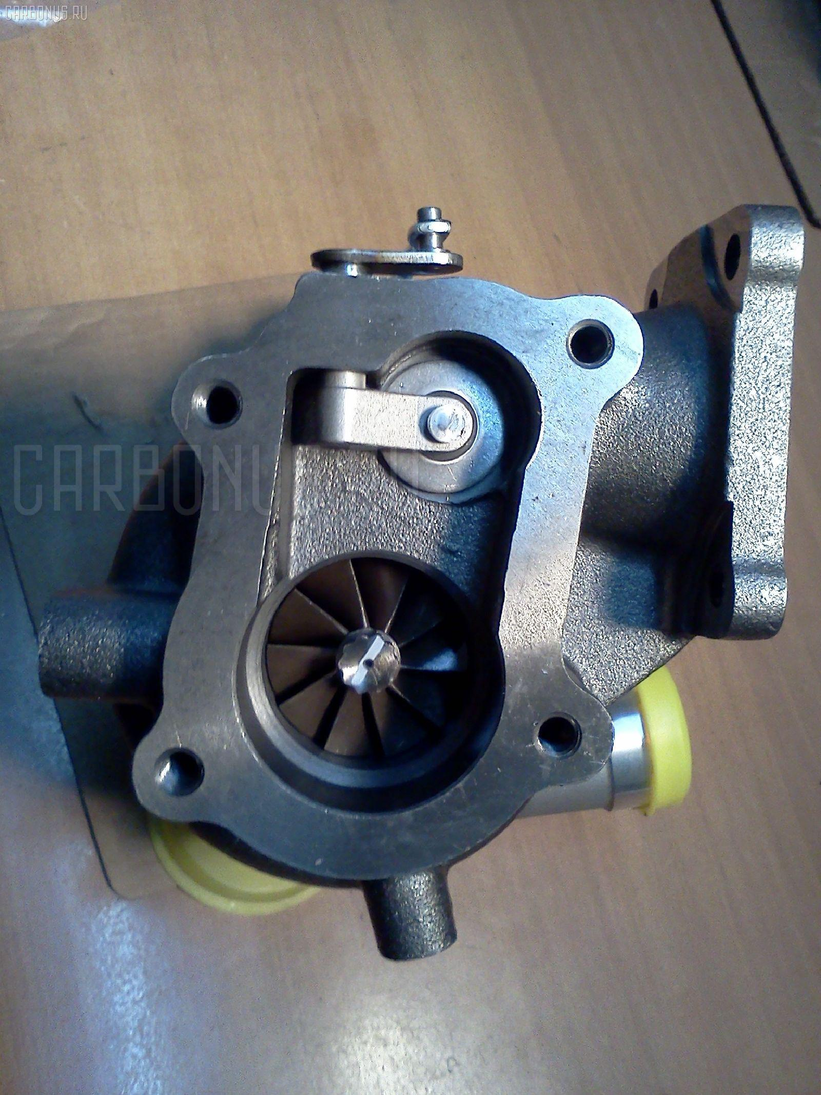 Турбина TOYOTA COASTER HDB51 1HD-T. Фото 2