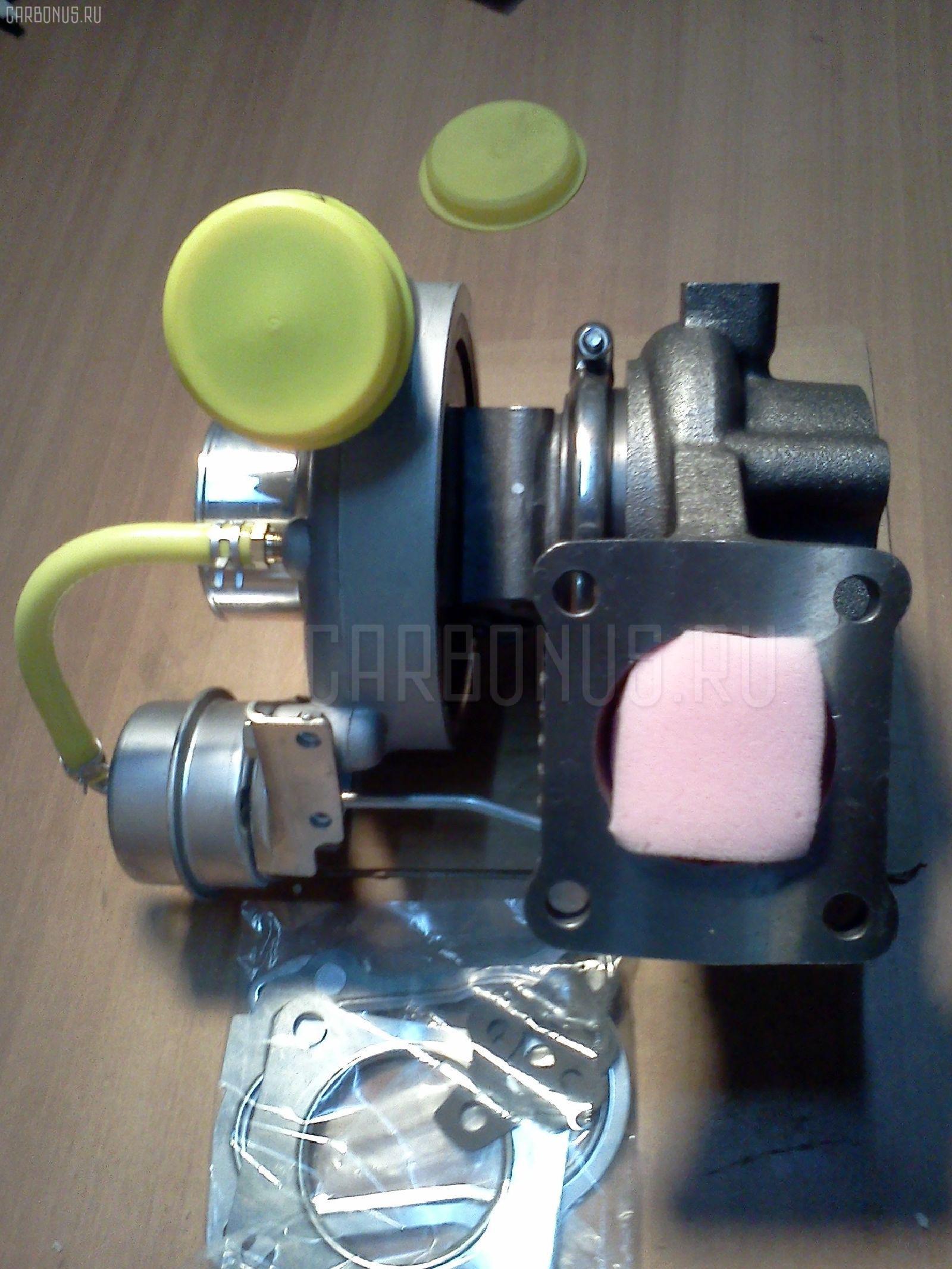 Турбина TOYOTA COASTER HDB51 1HD-T. Фото 3