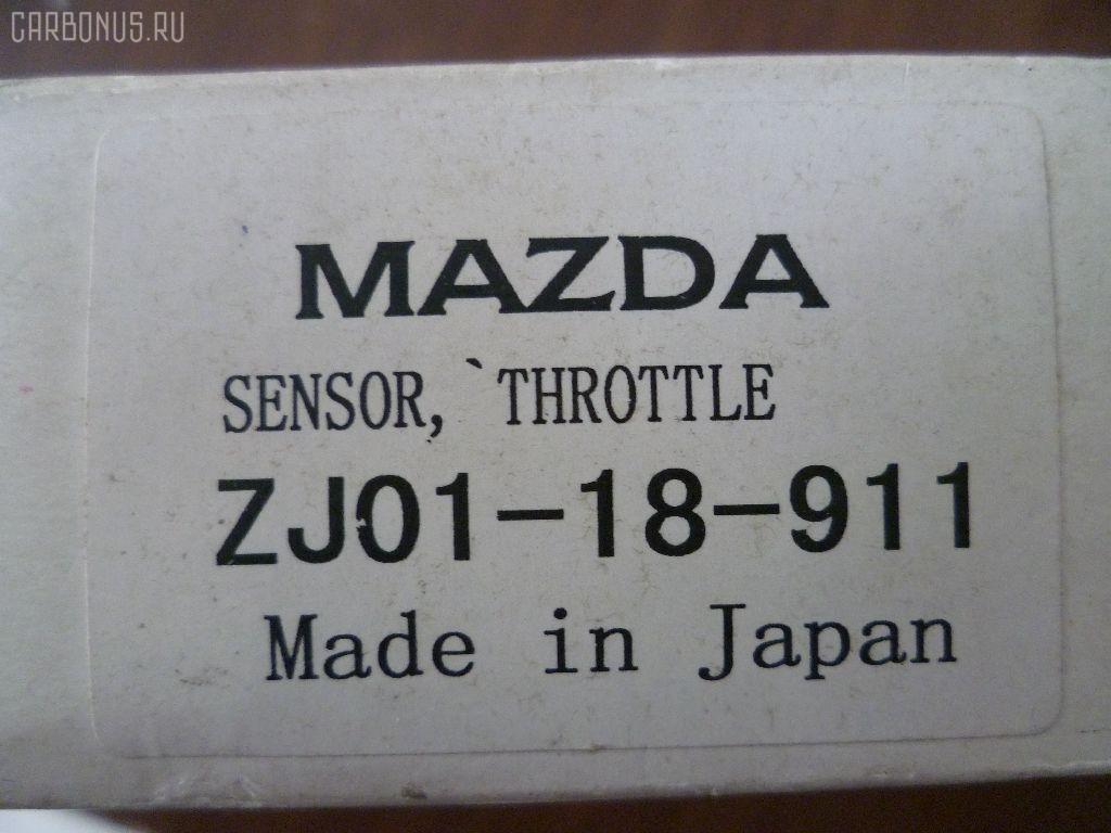 Датчик дроссельной заслонки MAZDA DEMIO DY3W ZJ-VE Фото 1