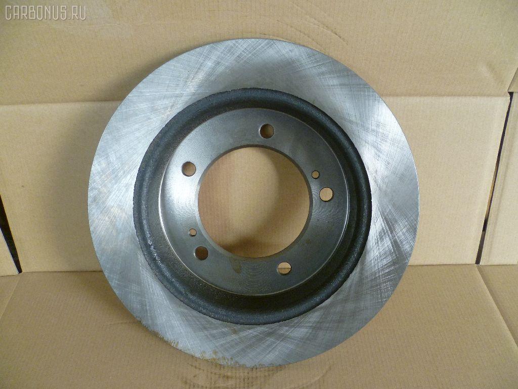 Тормозной диск SUZUKI JIMNY WIDE JB33W G13B. Фото 2