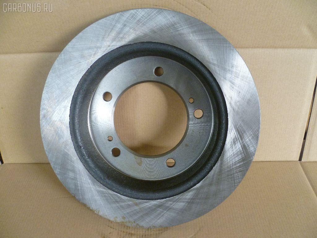 Тормозной диск SUZUKI JIMNY WIDE JB33W G13B. Фото 3