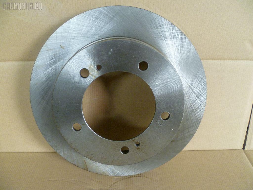 Тормозной диск SUZUKI JIMNY WIDE JB33W G13B. Фото 4