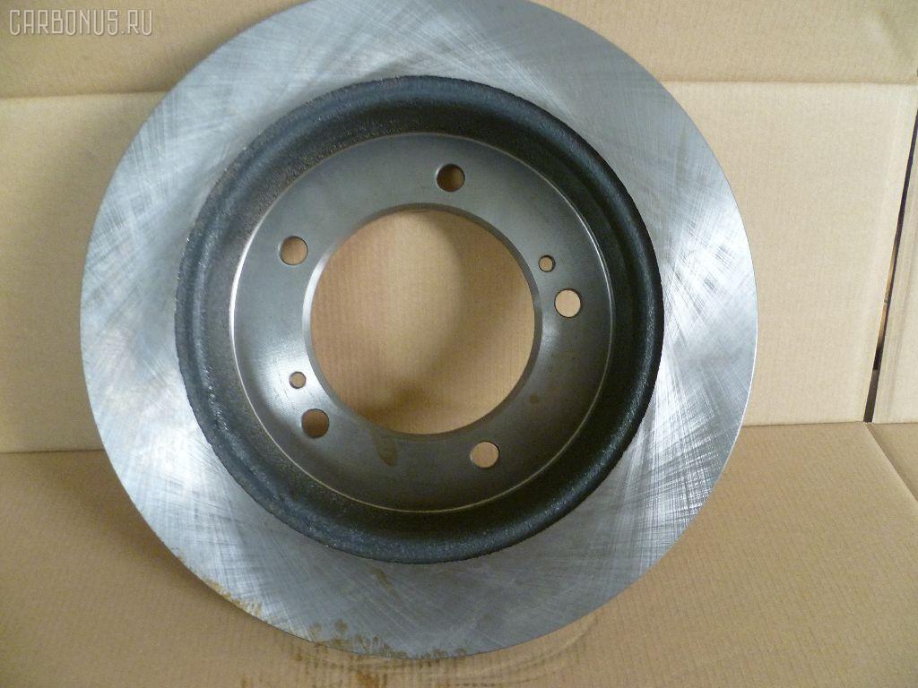 Тормозной диск SUZUKI JIMNY WIDE JB33W G13B. Фото 6