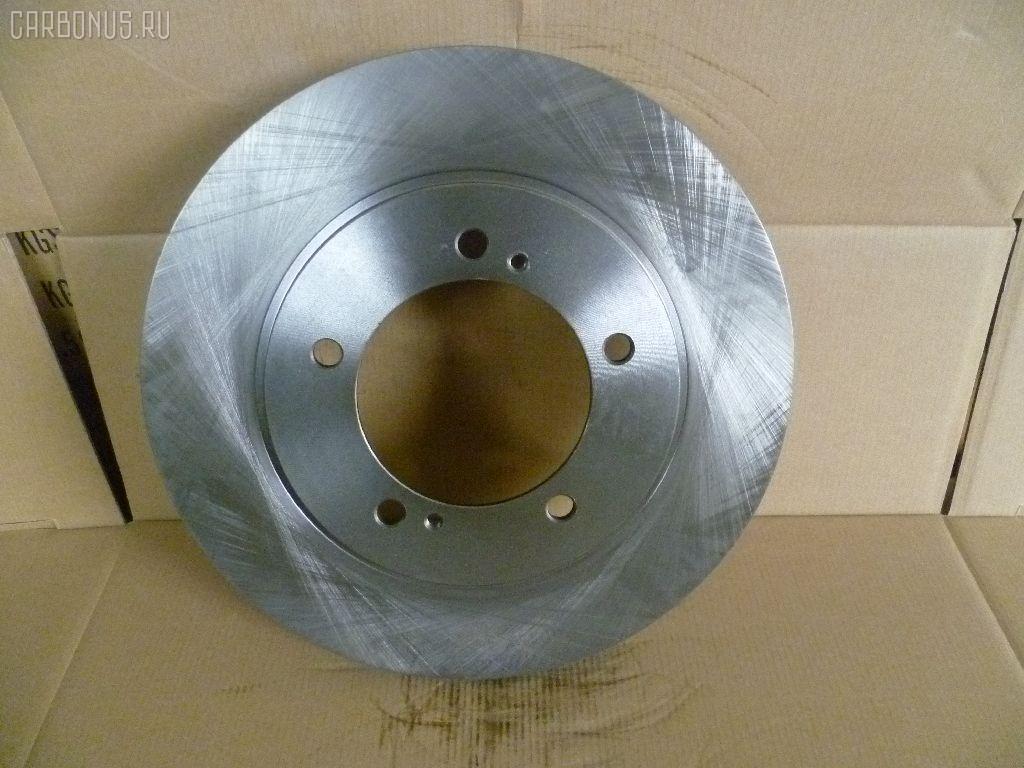 Тормозной диск SUZUKI ESCUDO TD62W H25A. Фото 2