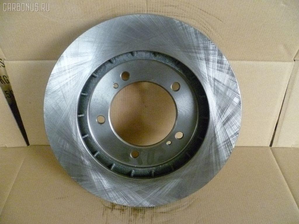 Тормозной диск SUZUKI ESCUDO TD62W H25A. Фото 6