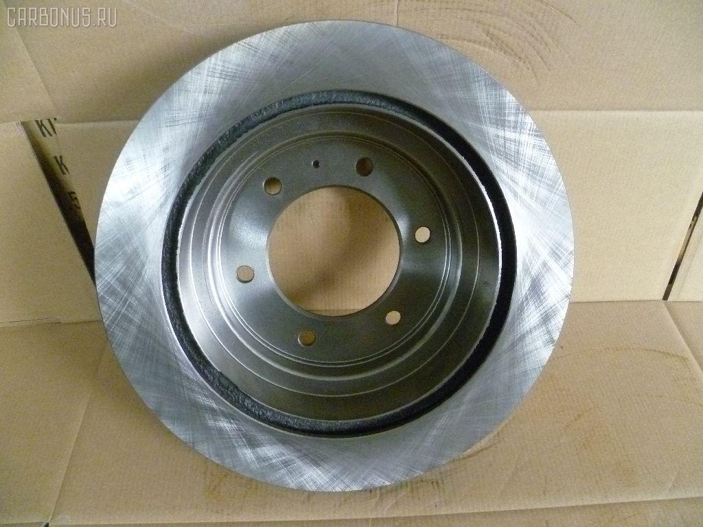 Тормозной диск ISUZU BIGHORN UBS69GW 4JG2. Фото 2