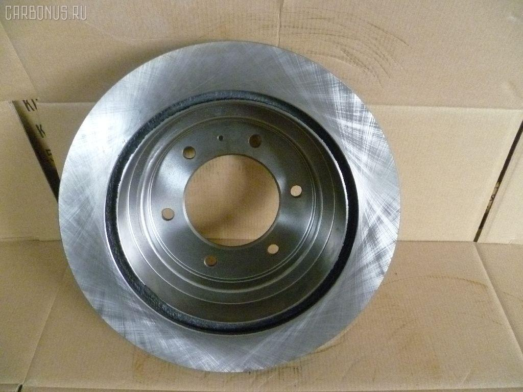 Тормозной диск ISUZU BIGHORN UBS69GW 4JG2. Фото 3