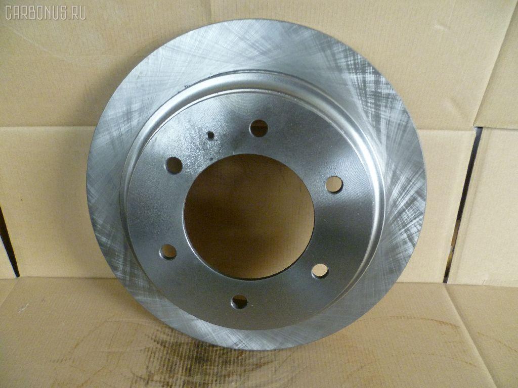 Тормозной диск ISUZU BIGHORN UBS69GW 4JG2. Фото 4