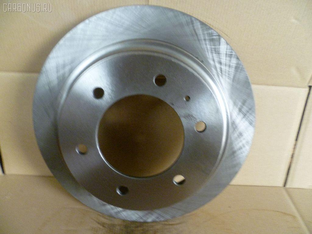 Тормозной диск ISUZU BIGHORN UBS69GW 4JG2. Фото 5