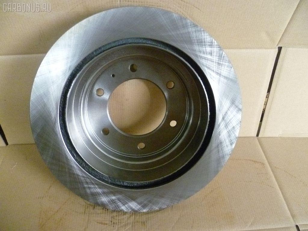 Тормозной диск ISUZU BIGHORN UBS69GW 4JG2. Фото 6