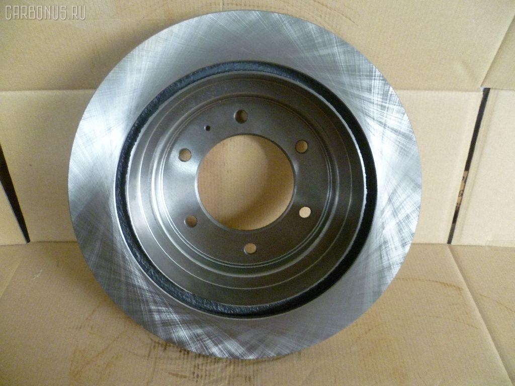 Тормозной диск ISUZU BIGHORN UBS69GW 4JG2. Фото 7