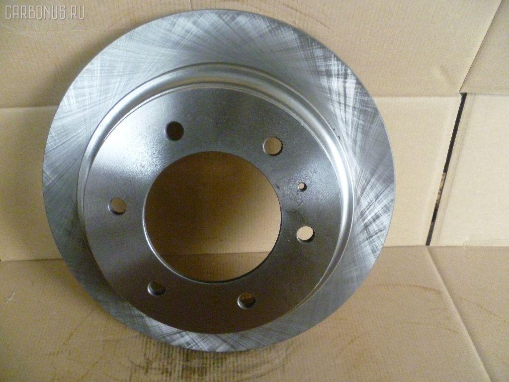Тормозной диск ISUZU BIGHORN UBS69GW 4JG2. Фото 8