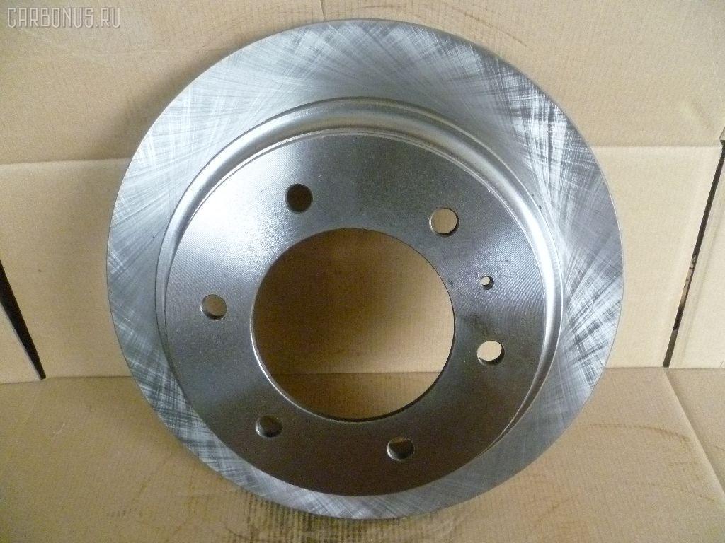 Тормозной диск ISUZU BIGHORN UBS69GW 4JG2. Фото 9
