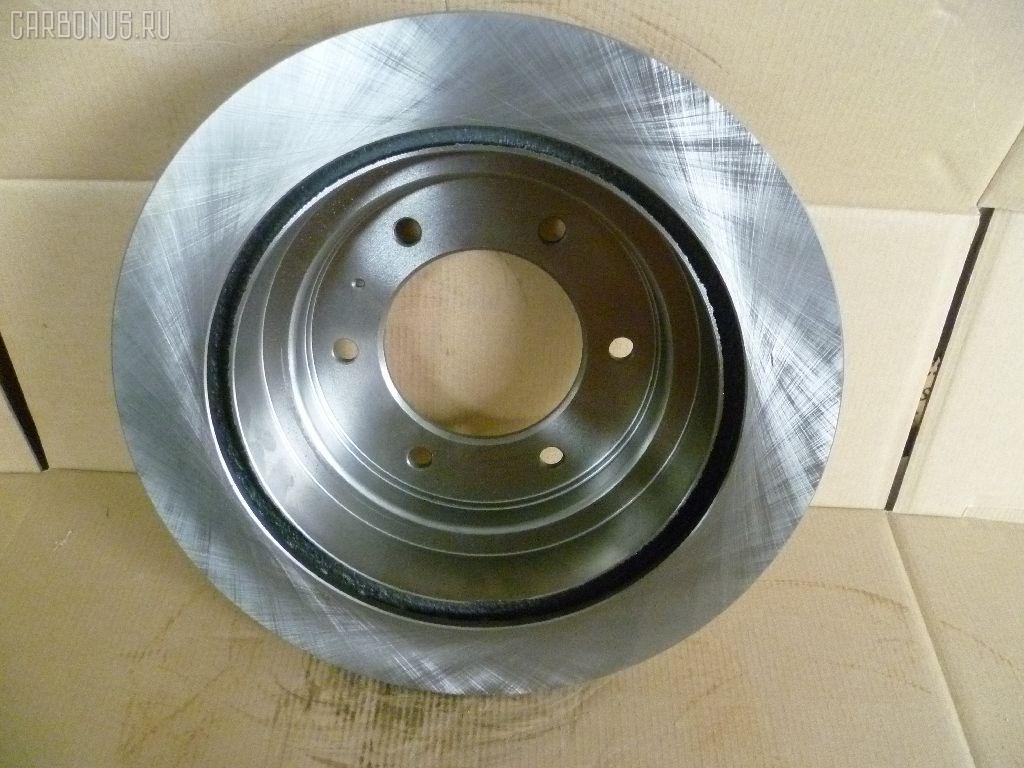 Тормозной диск ISUZU BIGHORN UBS69GW 4JG2. Фото 10