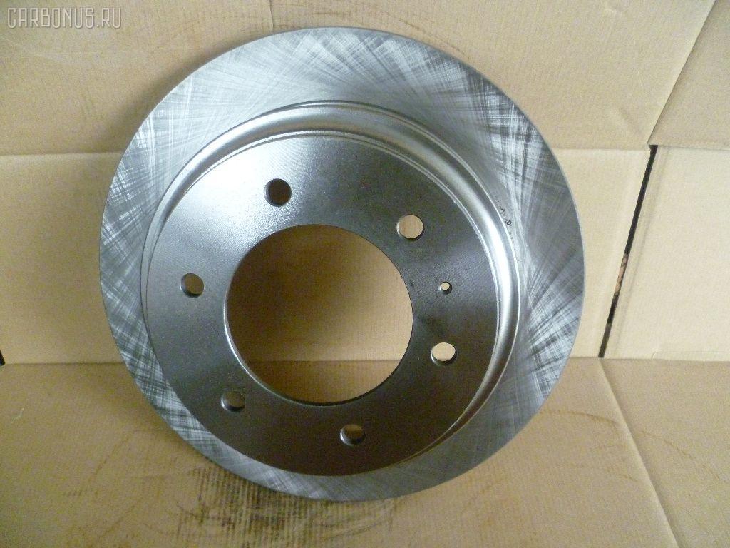 Тормозной диск ISUZU BIGHORN UBS69GW 4JG2. Фото 11