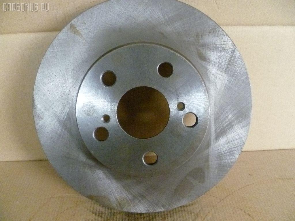 Тормозной диск TOYOTA CALDINA AT211G. Фото 1