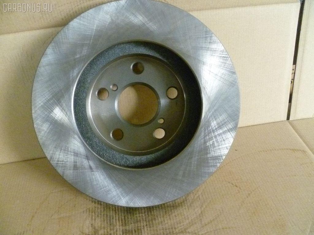 Тормозной диск TOYOTA CALDINA AT211G. Фото 2